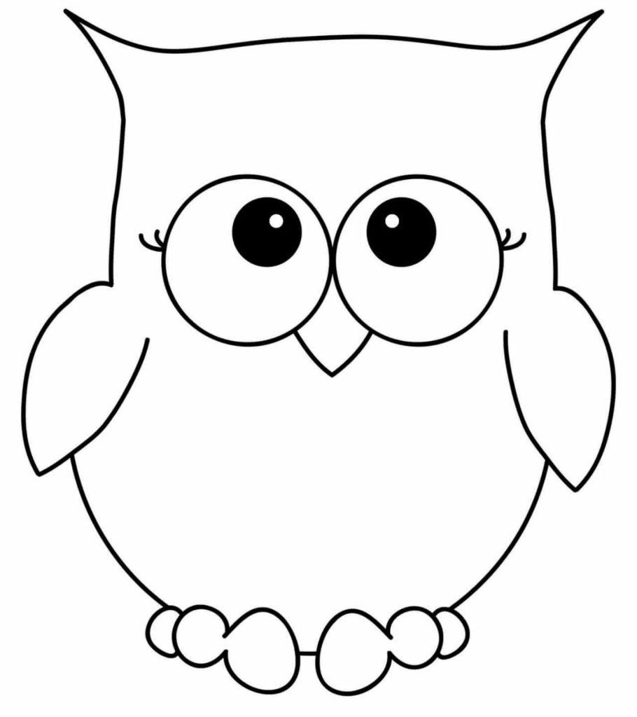 рисунки для детей срисовывать
