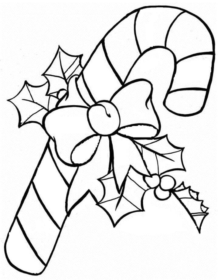 рисунки для срисовки новый год милые
