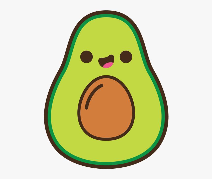 рисунки для срисовки легкие авокадо