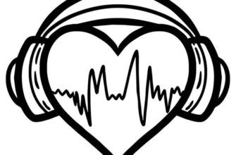 рисунки для срисовки легкие сердце
