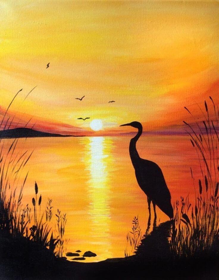 картинки для срисовки природа