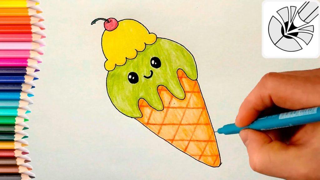 красивые рисунки маркерами для срисовки