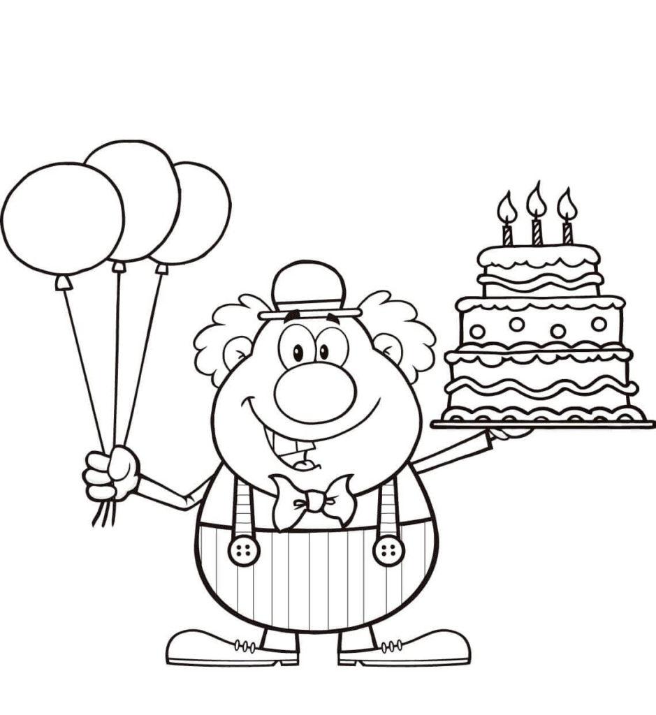 картинки для срисовки на день рождения тете