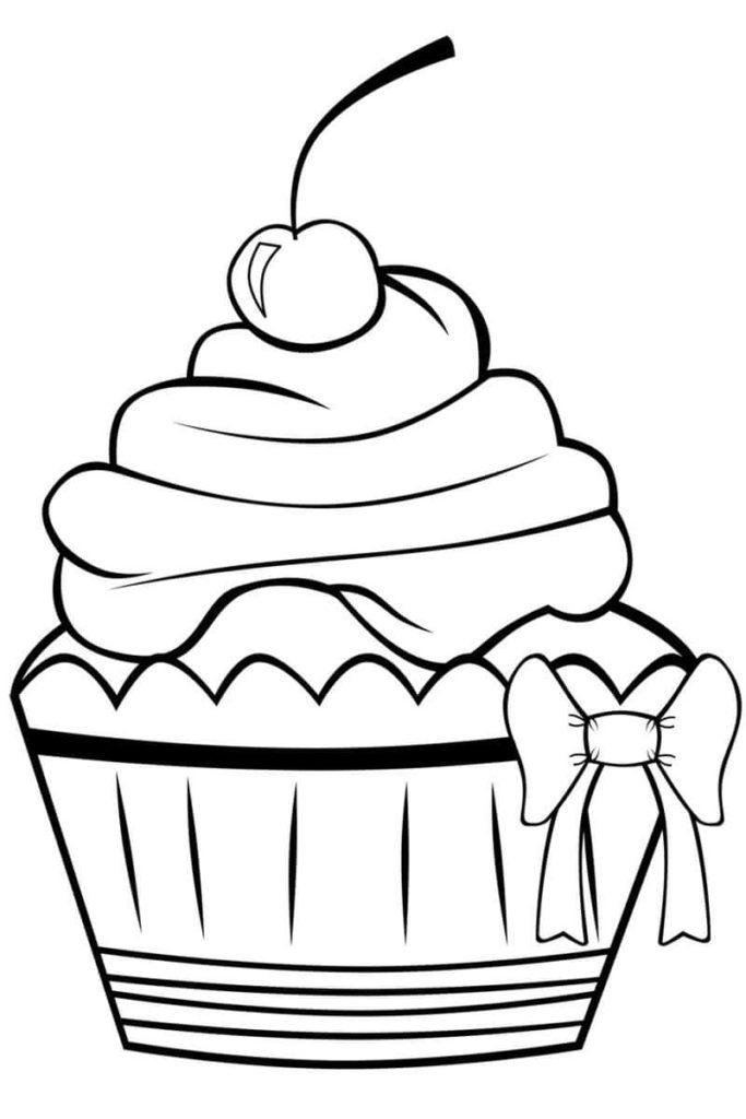 милые картинки для срисовки на день рождения