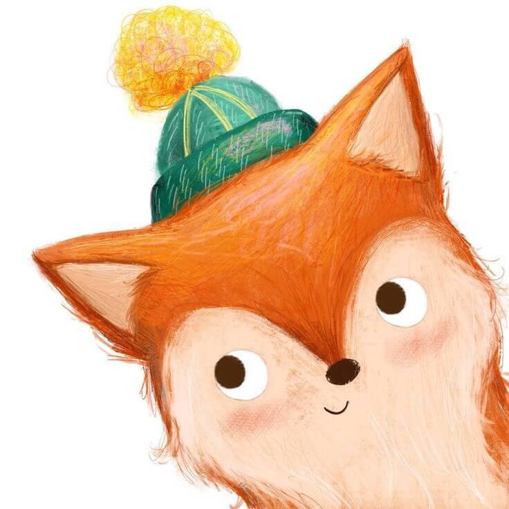милые лисички