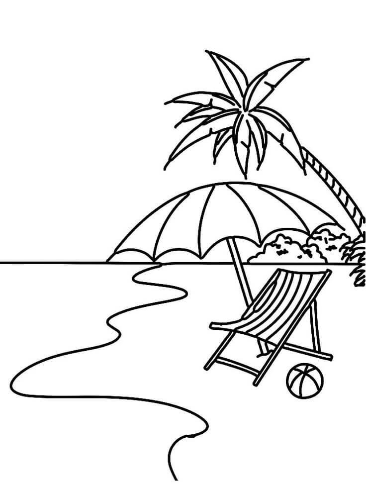 летние рисунки для срисовки легкие