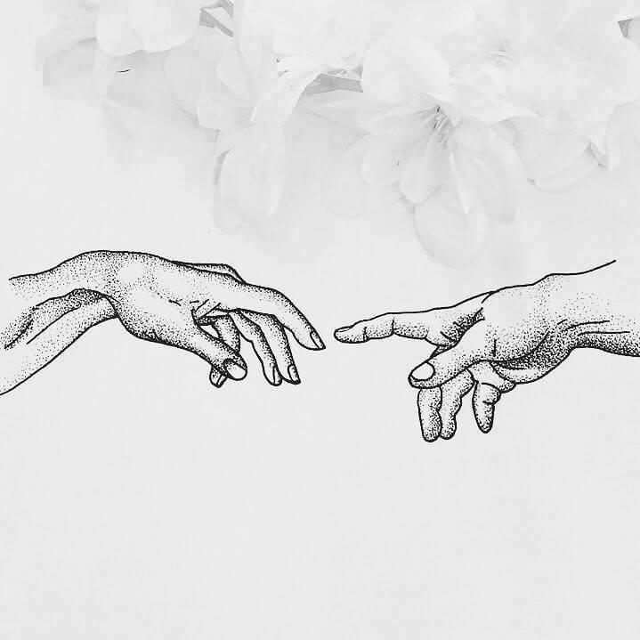 картинки для срисовки руки