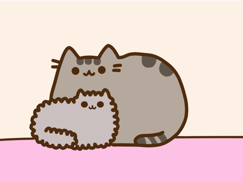 мордочка кошки для срисовки