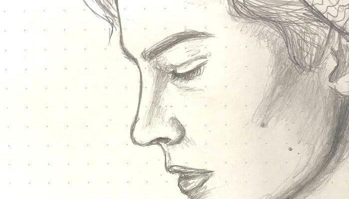 ривердейл рисунки для срисовки легкие