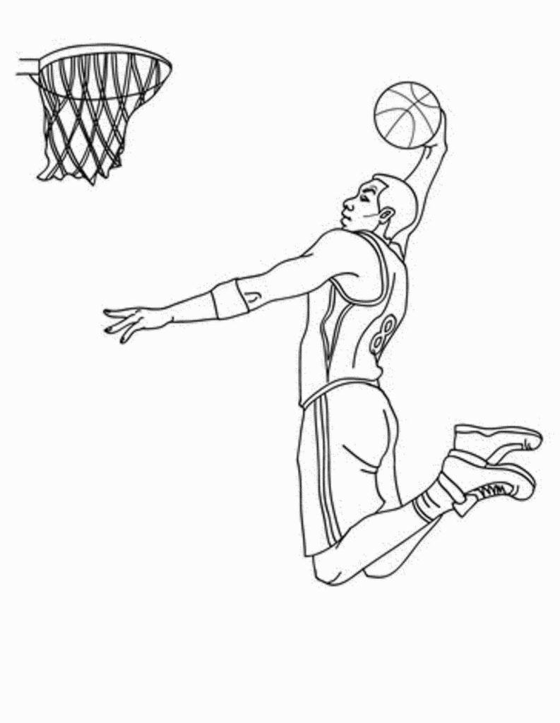 картинки для срисовки про спорт