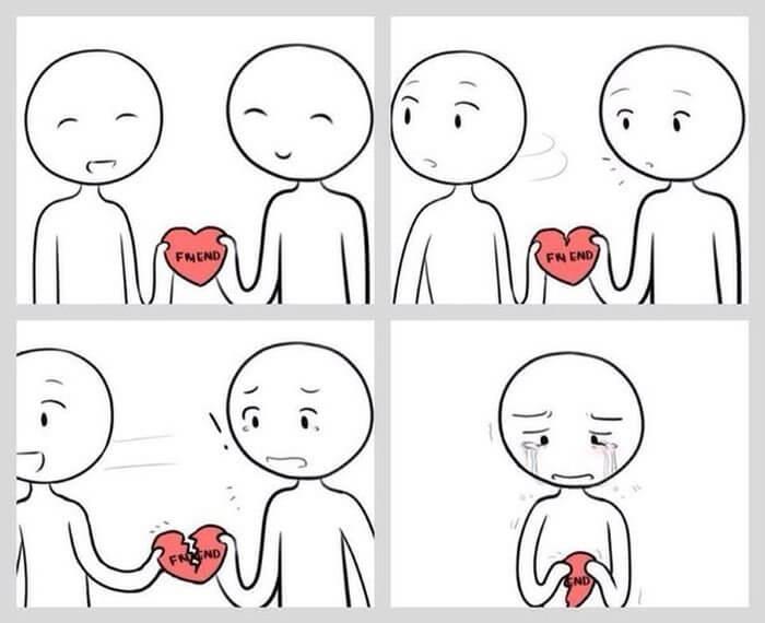 картинки комиксы для срисовки сердечко