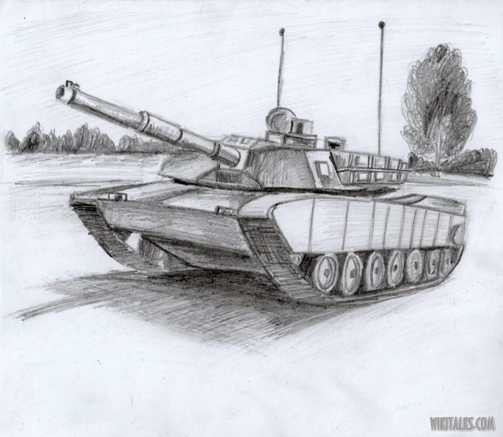 картинки про войну для срисовки