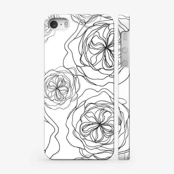 картинки для срисовки на чехол цветы