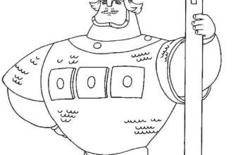 картинки для срисовки три богатыря