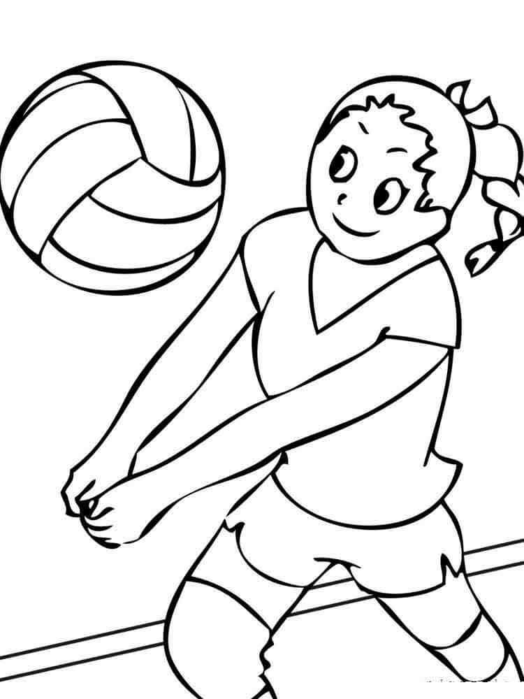 рисунки для срисовки спортивные